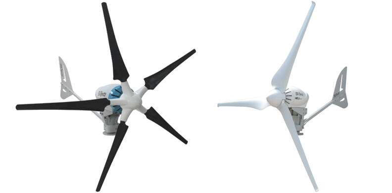 Heli Wind Turbines