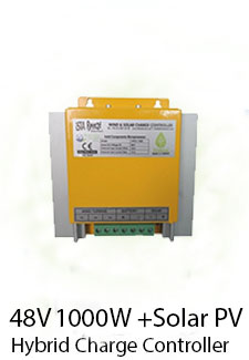 1000 W 48V Hybrid Charge Controller